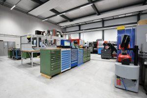 Werkzeugvermessung CNC Fraesen
